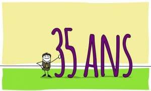 35 ans : lien entre âge et compétences