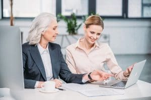 Reverse mentoring digital