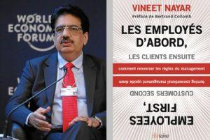 Vineet Nayar Employee first