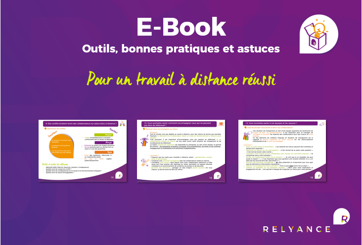 Ebook travail à distance